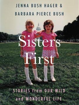 Former first children, Jenna and Barbara Bush will be in Louisville as part of a national book tour.