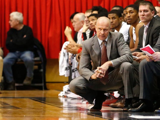 Acting head coach larry davis says uc has to get back on the winning