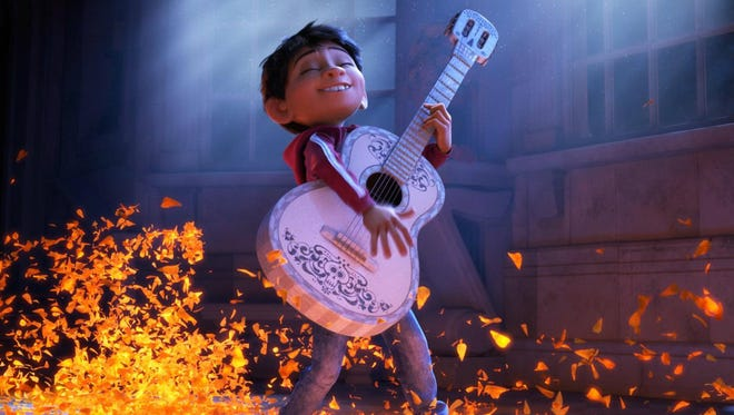 "Not to be confused with 2014's ""The Book of Life"" (unless you actually saw ""The Book of Life""), the Disney/Pixar release ""Coco"" imagines the Mexican folklore-inspired adventure of a young musician who journeys to the Land of the Dead."