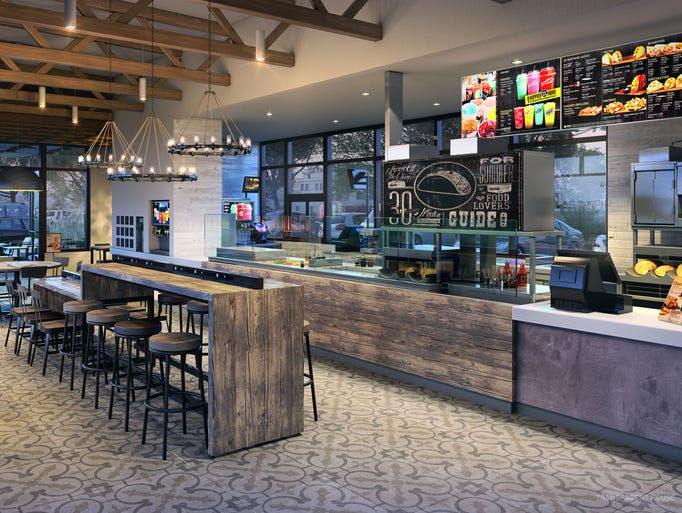 Taco Bell Is Testing New Upscale Design Concepts