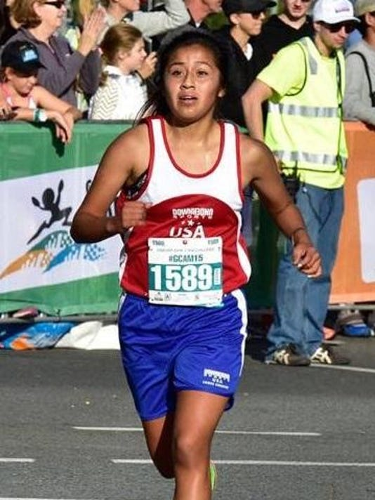 jocelyn sosa running