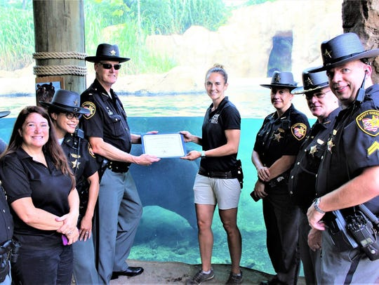 Fiona the baby hippo is named honorary deputy of the