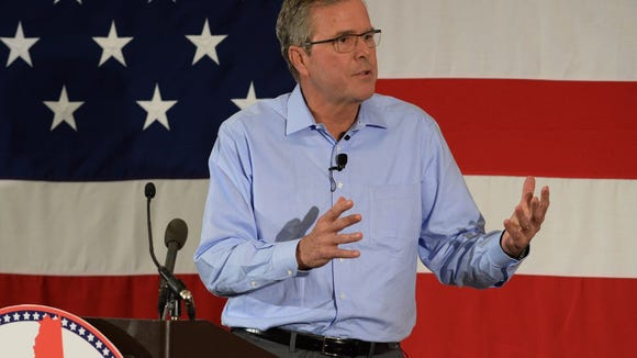 Former Florida governor Jeb Bush (Darren McCollester, Getty Images)
