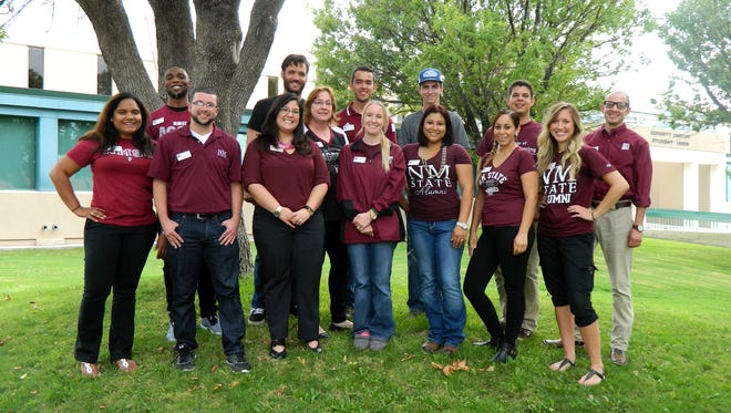 The student success navigators program at New Mexico State University is a new retention initiative launched in fall 2015 to help the freshmen class make a successful transition to college life.
