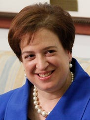 Supreme Court Justice Elena Kagan was once an associate