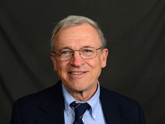 Bill Dalton, a candidate for House District 19. Photographed on Thursday, Sept. 25, 2014.
