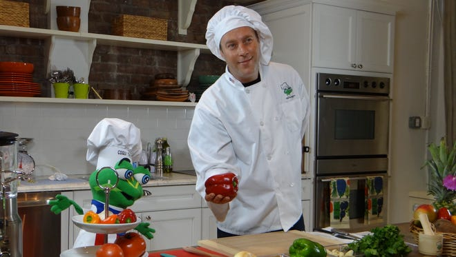 Christopher Ackerman teams up with Coqui the Chef to teach urban children how to cook nutritious recipes from inexpensive ingredients found in their neighborhood stores.