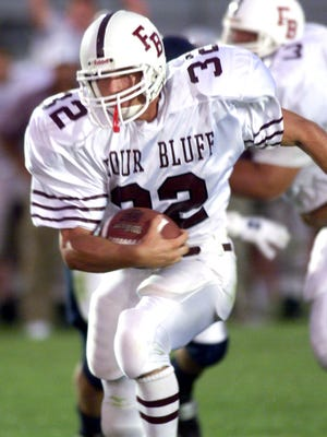 Former Flour Bluff football and baseball standout John Paul Barta is among four inductees into the inaugural class of the Flour Bluff Athletic Hall of Fame.