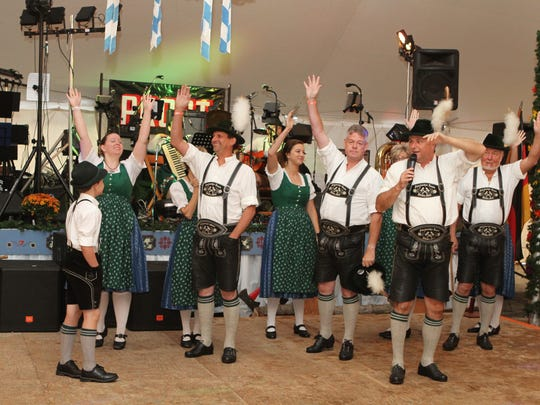 The 35th Annual Oktoberfest hosted by the Edelweiss