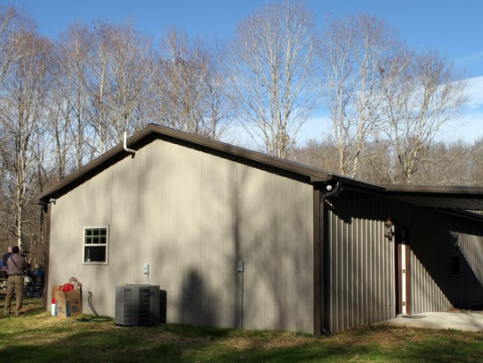The new Patriot Ministries facility sits on 65 acres