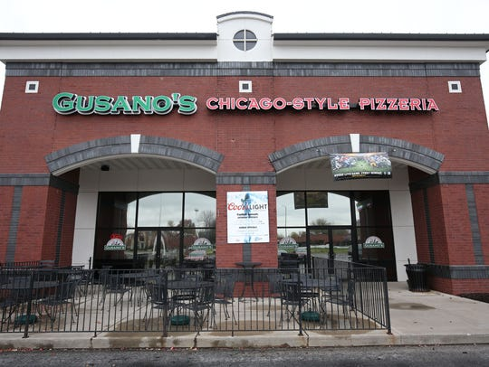 Gusano's Chicago Style Pizza in Springfield