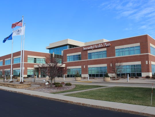 Security Health Plan's Marshfield headquarters.