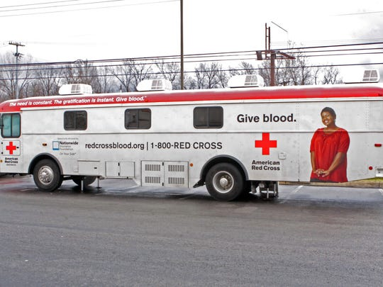 A few years ago the American Red Cross began holding