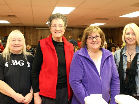 Winners in this year's Dotsonville Community Center