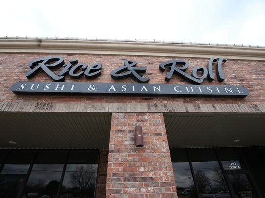 Yong Lee, originally from Korea, opened Rice & Roll