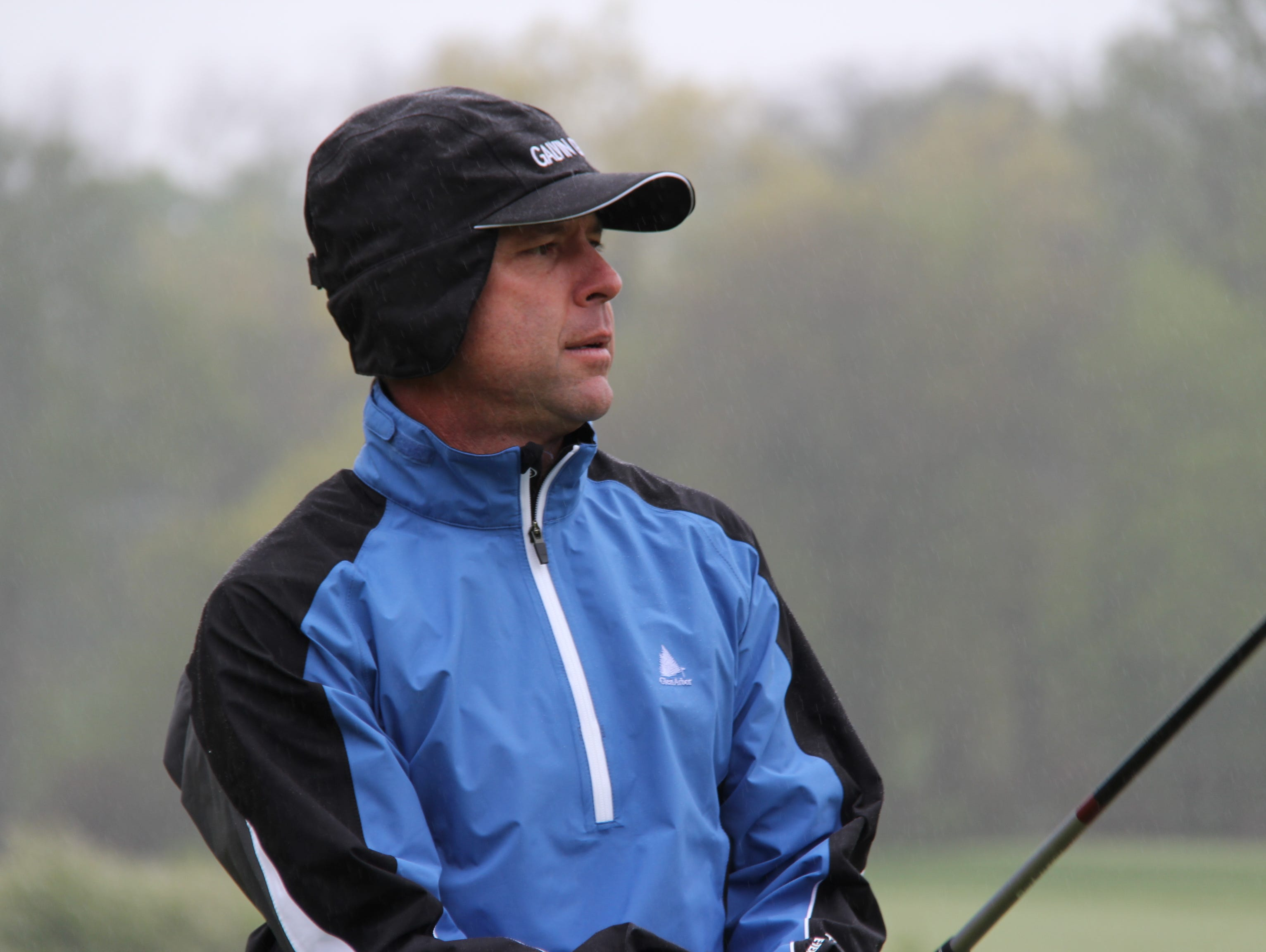 GlenArbor director of golf Rob Labritz won two matches on Tuesday at the MasterCard Westchester PGA Championship