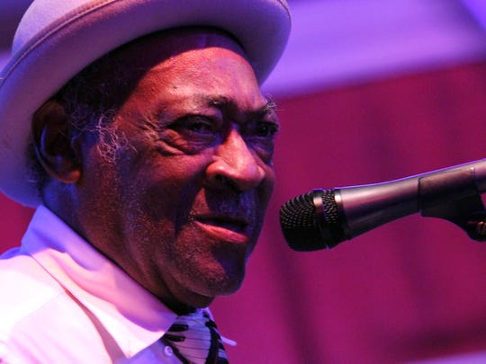 Henry Gray returns to the Bluesberry Festival, June 18, at Warehouse 535.