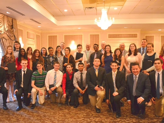 Twenty-five Dutchess County students received more