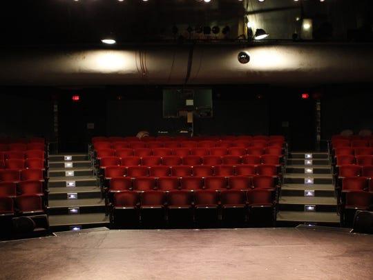 Roxy Regional Theatre is aiming big to fill its 170-seat