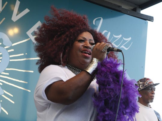 Tina Brown took the stage Saturday for the September