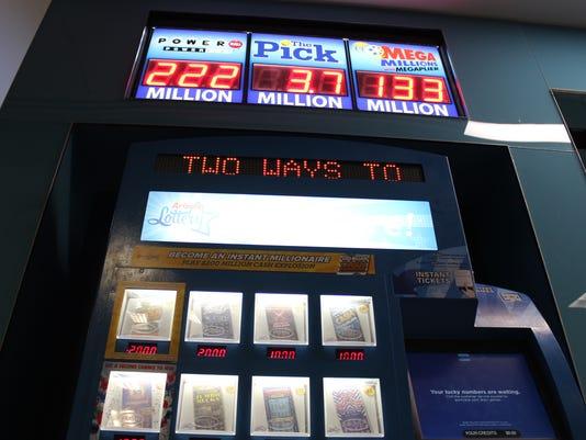 Arizona Lottery at Airport