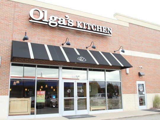 Olga's Kitchen, 8485 W. Grand River Ave., has been cited for the same violation on four of the past five inspections.