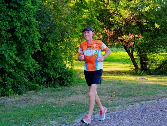 FEA Dave Ostafinski - running