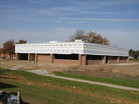 The McPherson Park Drive facility is expanding by 50 percent.