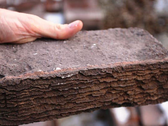 Former students and staff members who studied and worked inside the former Etna School can still get their hands on bricks taken from the school before its demolition.
