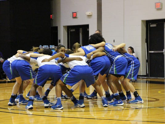 UWF women's basketall