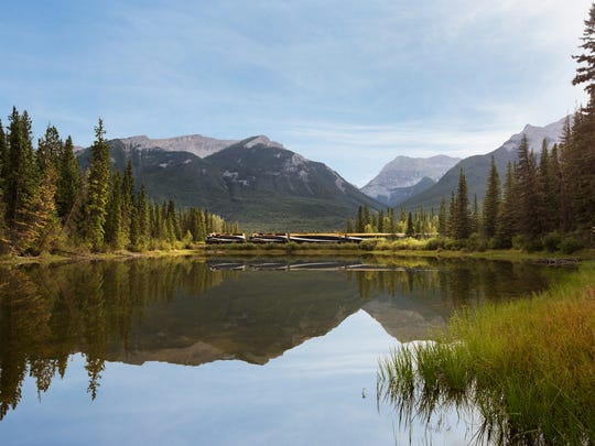 Rocky Mountaineer offers unparalleled views of the Canadian Rockies