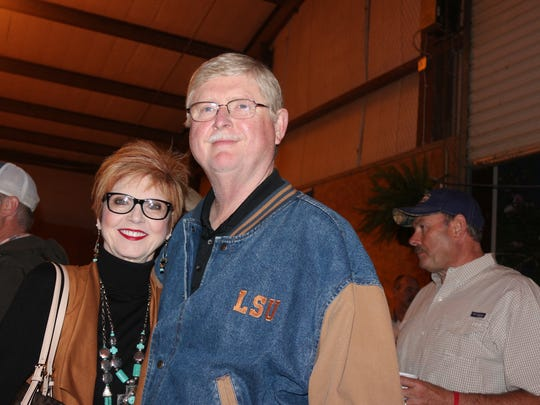 Roz and Tom Janway.
