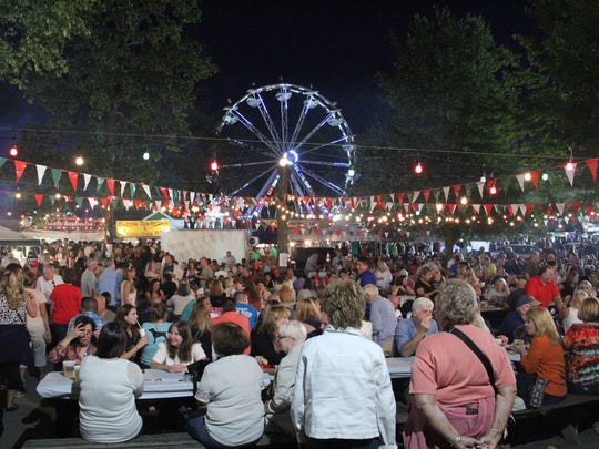 Enjoy rides, games and traditional Italian flavors including sausage and peppers and brick oven pizza at the annual Blauvelt Sons of Italy Festival, Sept. 13-16.