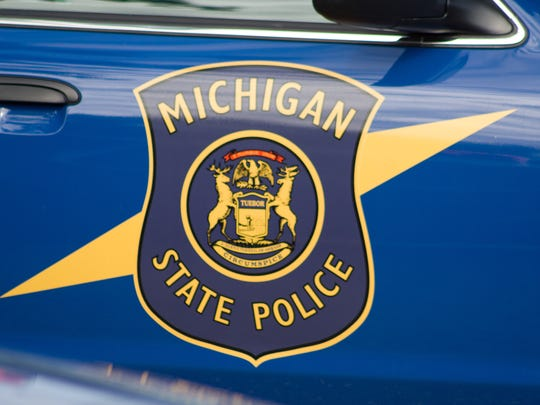Michigan State Police responded to a Clyde Township crash on May 16, 2020.