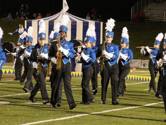O'Gorman Marching Band