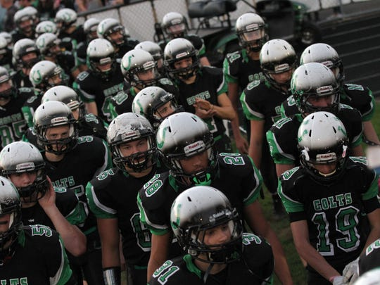 The Clear Fork Colts open the season with Fredericktown again.