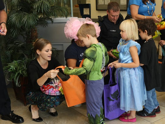There is Halloween fun for all ages this year in the