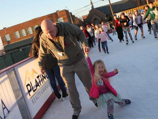 Hundreds came to downtown Clarksville Saturday to enjoy