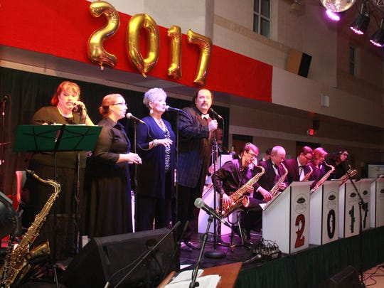 Music City Swing Band will welcome a new year a little early at the 10th annual Night Watch Celebration on Dec. 29.