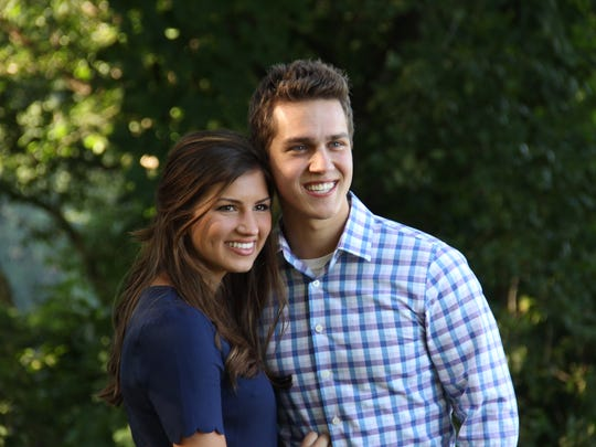 """Bringing Up Bates"" stars Carlin Bates and Evan Stewart"
