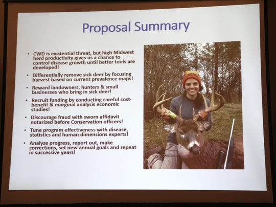 Payments for Positives, or P4P, is a proposal to provide financial compensation to hunters and landowners for killing CWD-positive deer in Wisconsin.