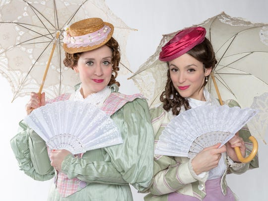 """Playwright David Ives has created a new adaptation of Georges Feydeau's 1907 French farce """"A Flea in Her Ear."""""""