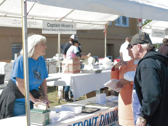 Capt. Hiram's Resort is one of the sponsors of the ShrimpFest & Craft Brew Hullabaloo, which will be March 16, 17, 18 at Sebastian's Riverview Park, U.S. 1 and County Road 512.