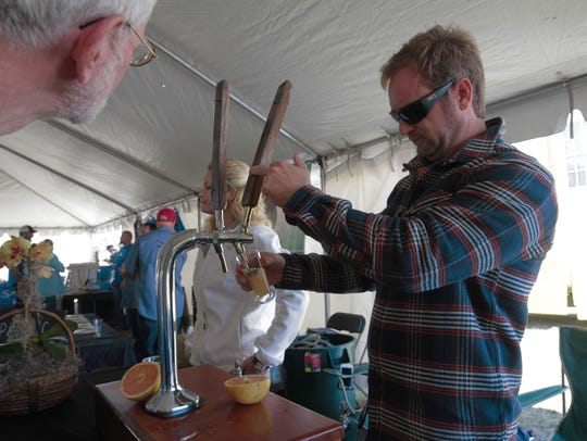 The 2018 ShrimpFest & Craft Brew Hullabaloo is March