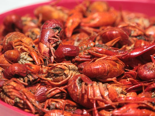 Crawfish Boil on the Rooftop, an annual fundraiser