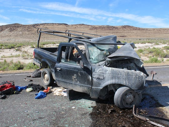 Silver Springs man, Fallon woman, die in Hwy 50 accident