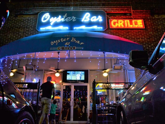 Oyster Bar and Grille opened in 2003.