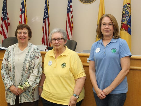 (Left to right) Prep Clubs coordinators Grace Connor, Val Kreutler and Lisa Darby.