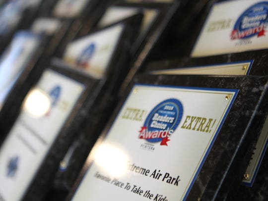The Leaf-Chronicle is holding its ninth annual Readers Choice contest this year.