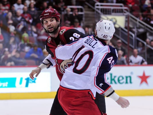 da0ef17405a John Scott may have lost All-Star Game spot after trade to Canadiens